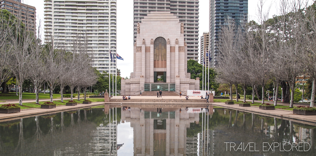Sydney - ANZAC War Memorial