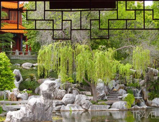 Sydney - Chinese Garden of Friendship