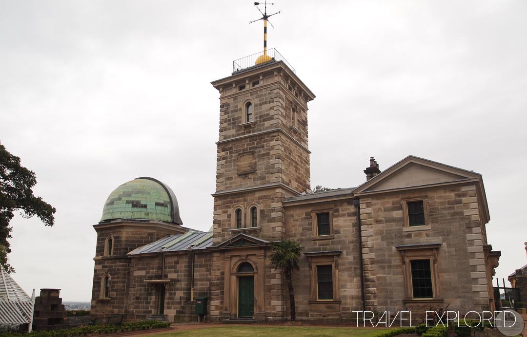Sydney - Sydney Observatory