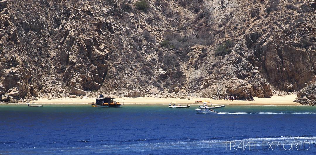 Cabo San Lucas - Mexico - Beach