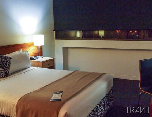 Melbourne - Jasper Hotel Room