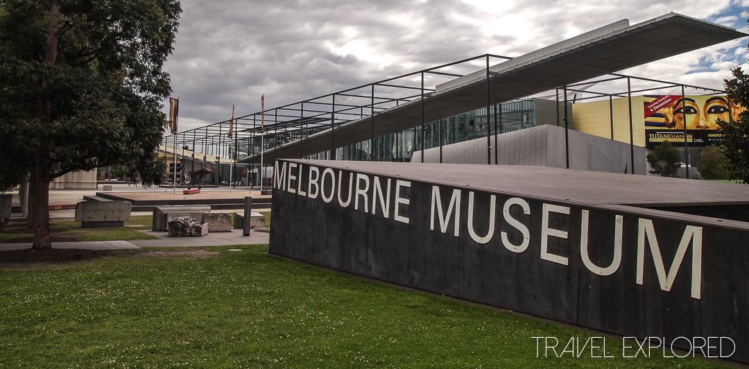 Melbourne - Museum