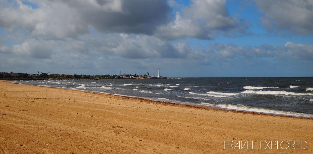 Melbourne - St Kilda Beach