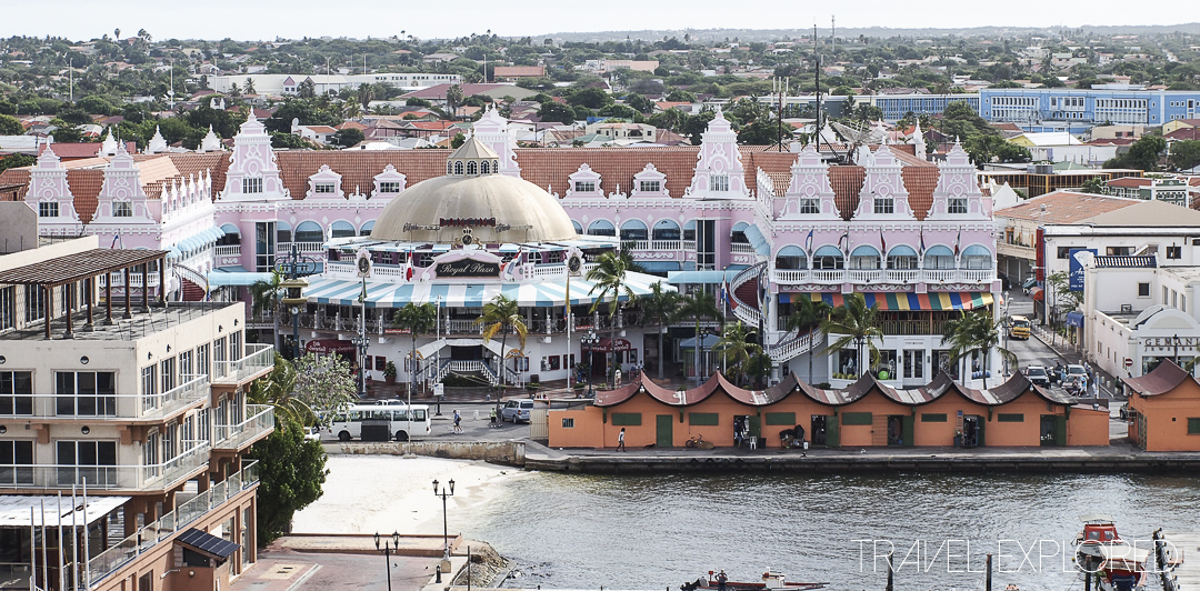 Oranjestad - Aruba - Shopping Mall