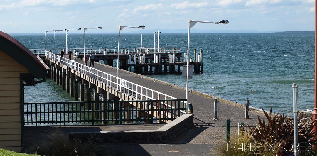 Phillip Island - Cowes Jetty