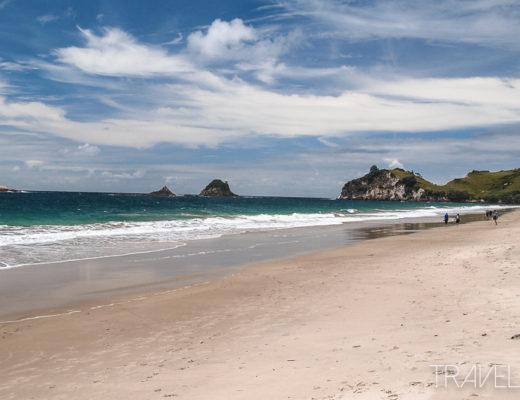 Coromandel - Hahei Beach