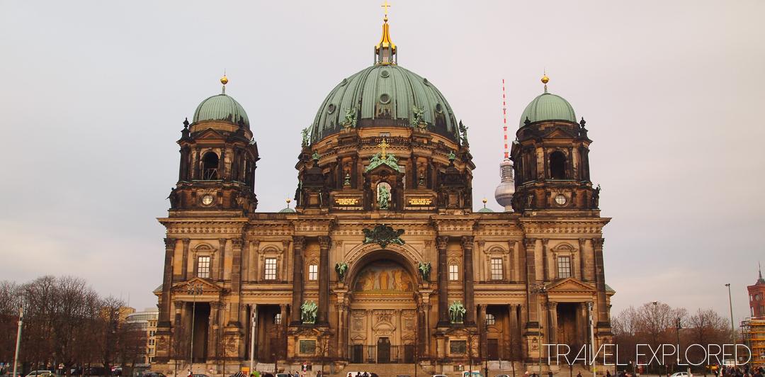 Berlin - Berlinerdom (Berlin Cathedral)