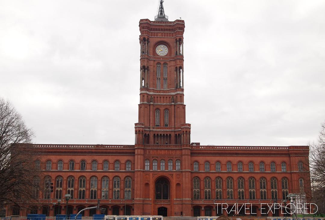 Berlin - Rathaus (Berlin City Hall)