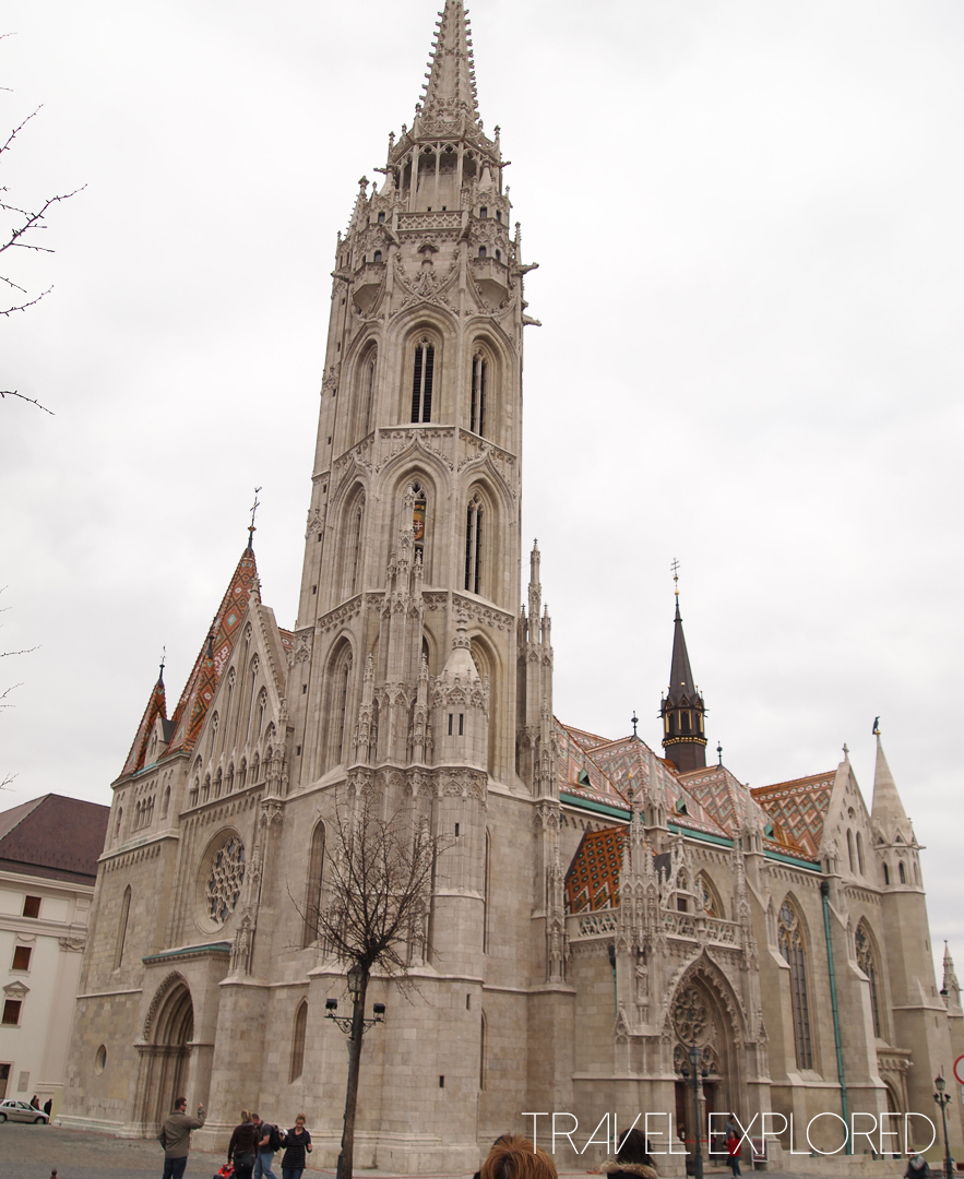 Budapest - Mattias Church