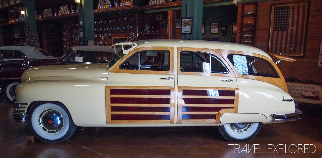 """Fort Lauderdale - 1948 Packard Model 2201 """"Woodie"""""""