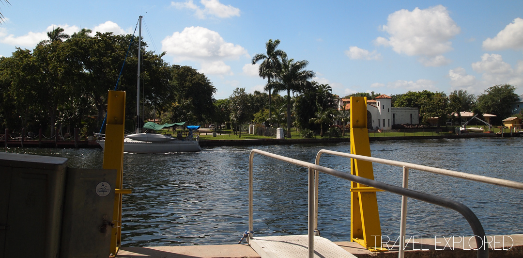 Fort Lauderdale - Las Olas Watertaxi Stop