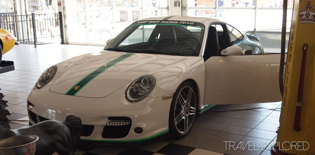 Fort Lauderdale - Swap Shop Porsche 911