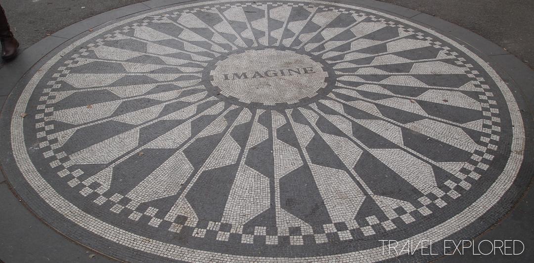 New york - Imagine Mosaic