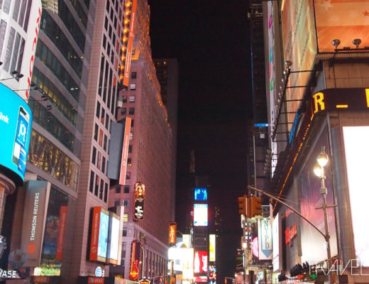 New York - Night Lights
