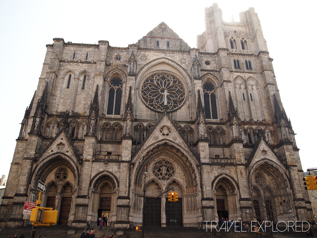 New York - Saint John The Divine Cathedral