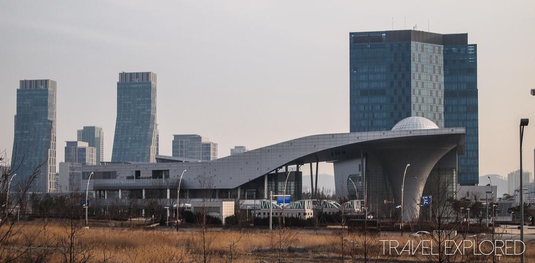 Seoul - Tomorrow City Building