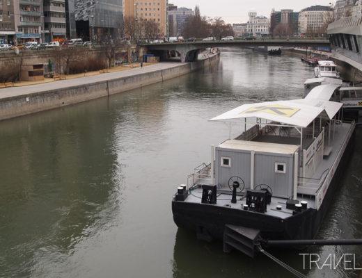 Vienna - Danube Canal