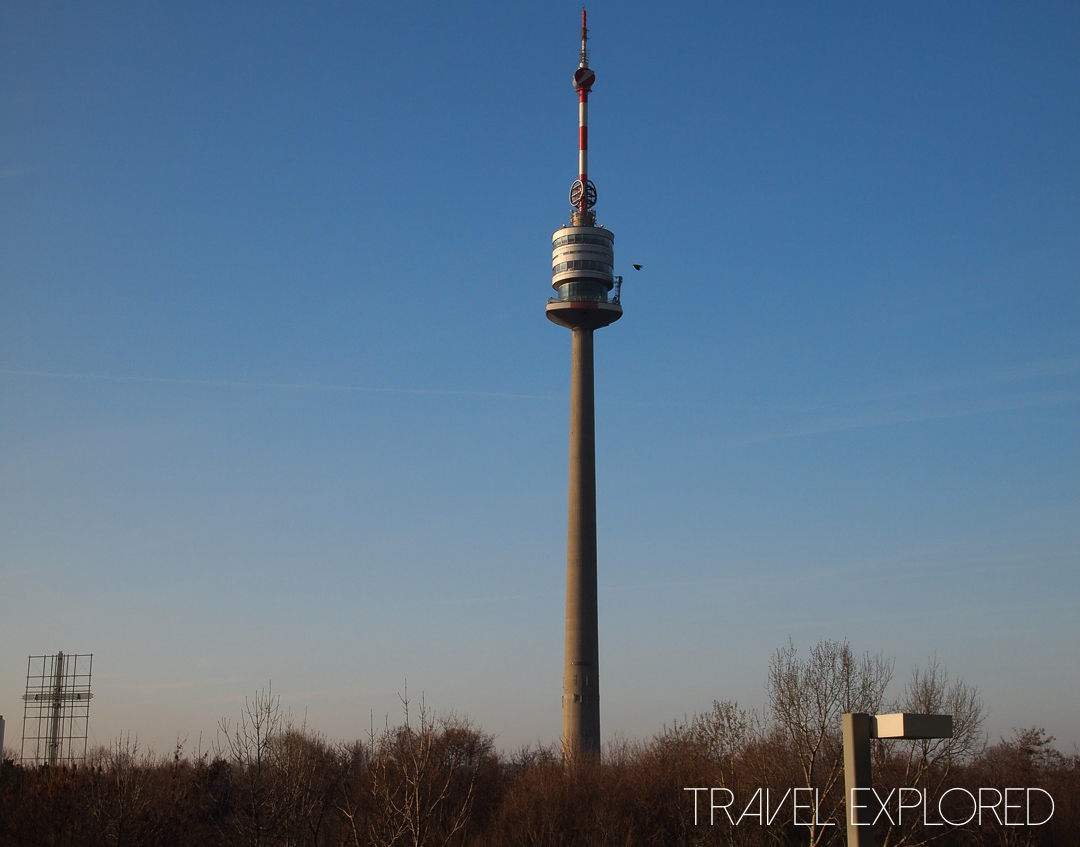Vienna - Danube Tower
