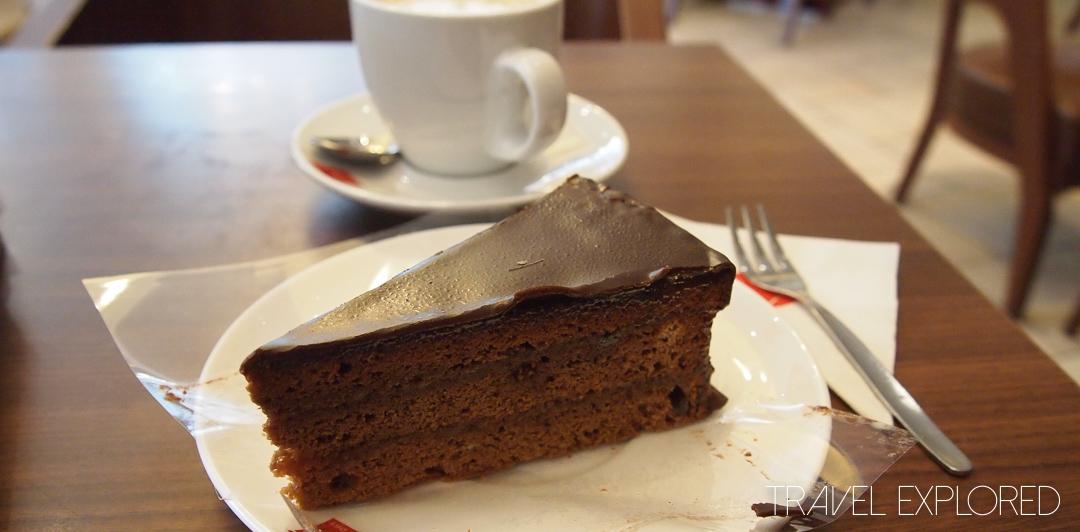 Vienna - Sacher Torte
