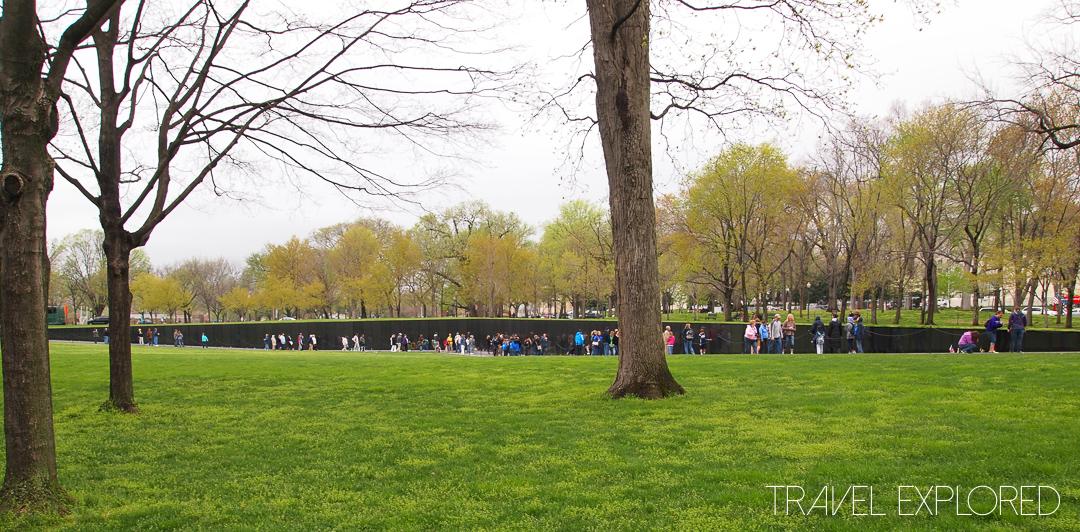 Washington - Vietnam War Memorial