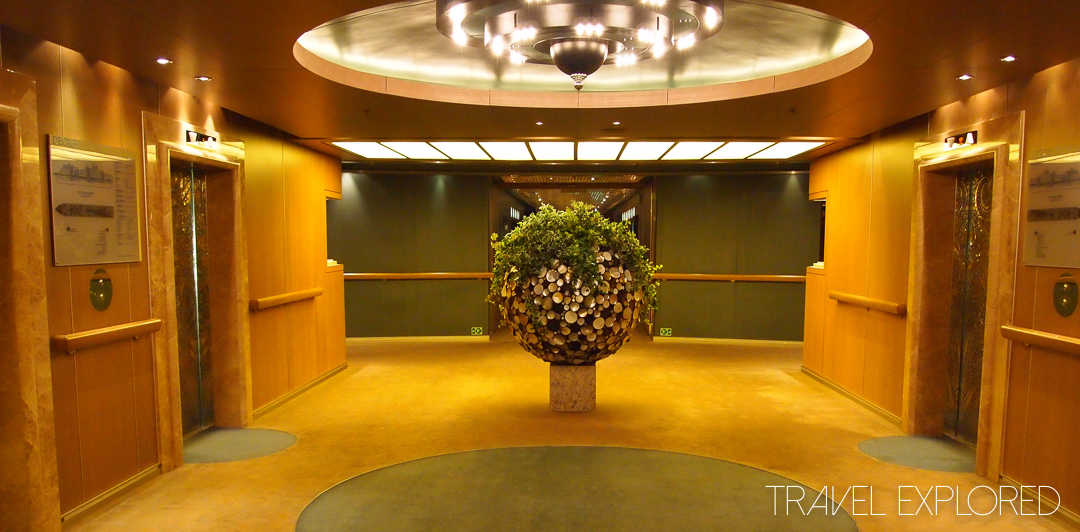 Nieuw Amsterdam - Elevator Lobby