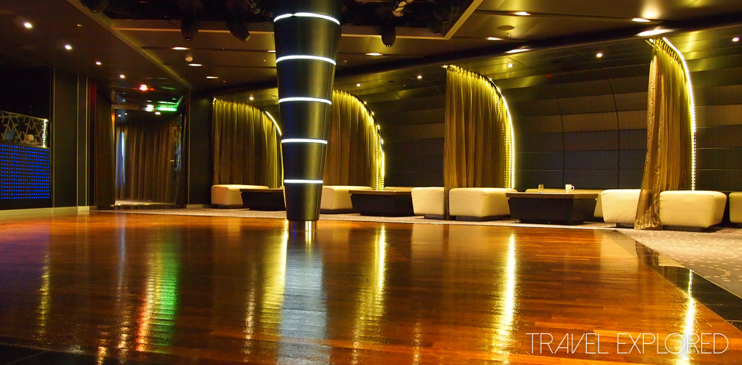 Nieuw Amsterdam - Northern Lights Nightclub