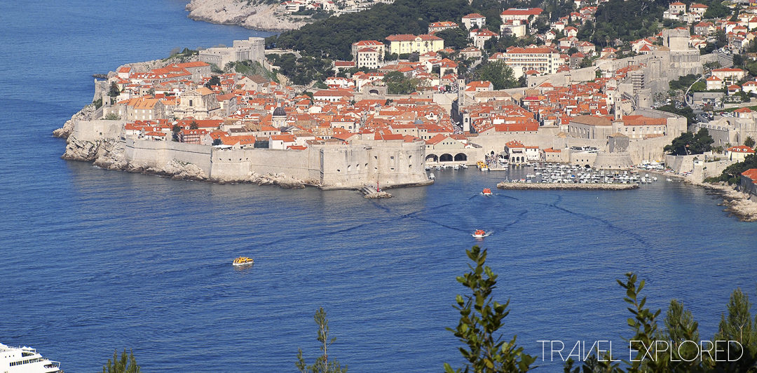Dubrovnik - Old Walled City