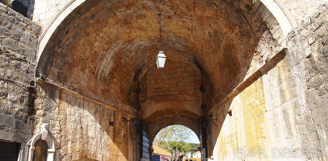 Dubrovnik - Old Town Gateway