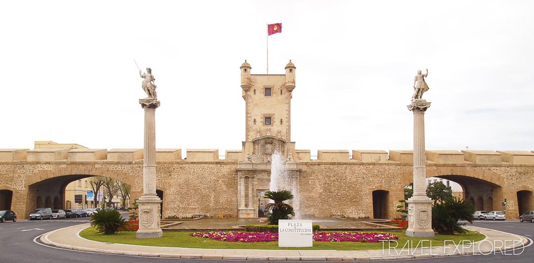 Cadiz - Puerta De Tierra