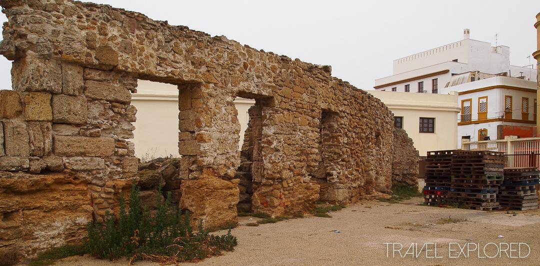 Cadiz - Roman Ruins