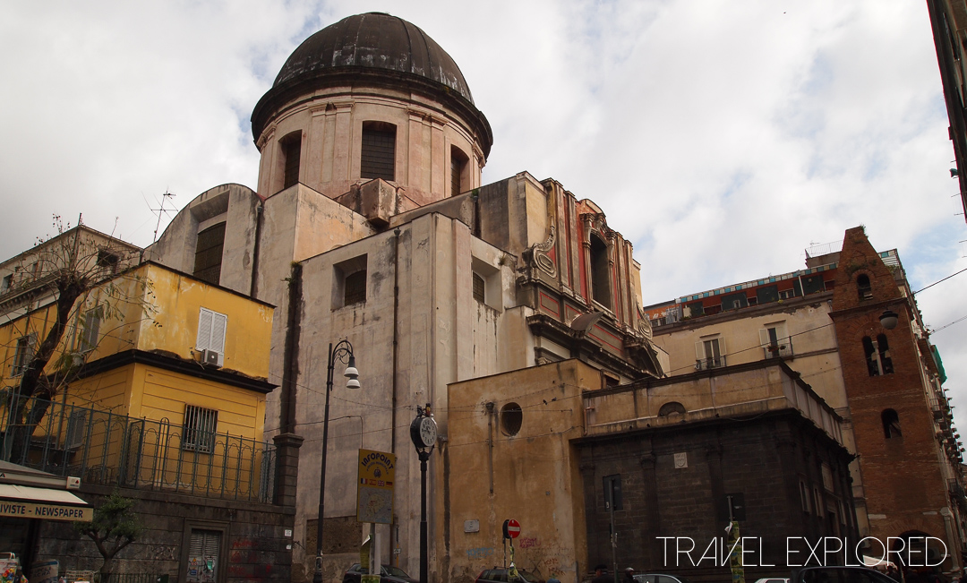 Naples - Unusual Church