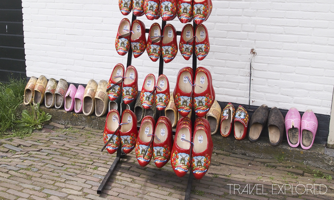 Amsterdam - Marken Clogs