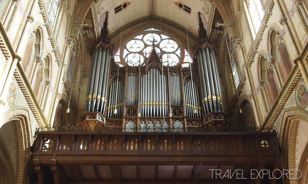 Amsterdam - Delft Church Organ