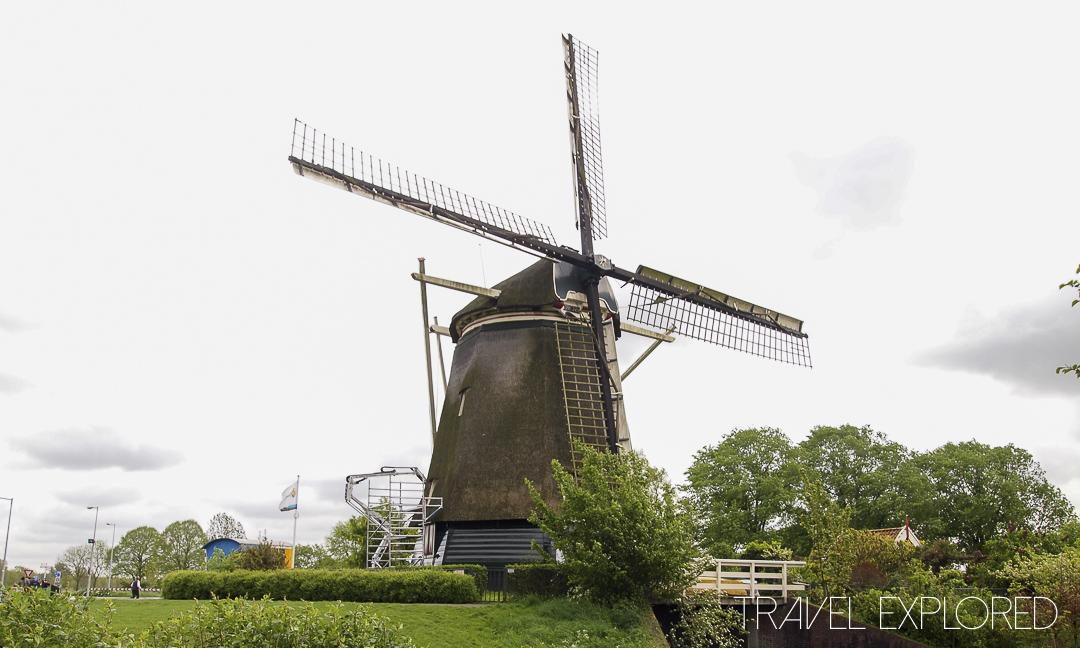 Amsterdam - Windmill