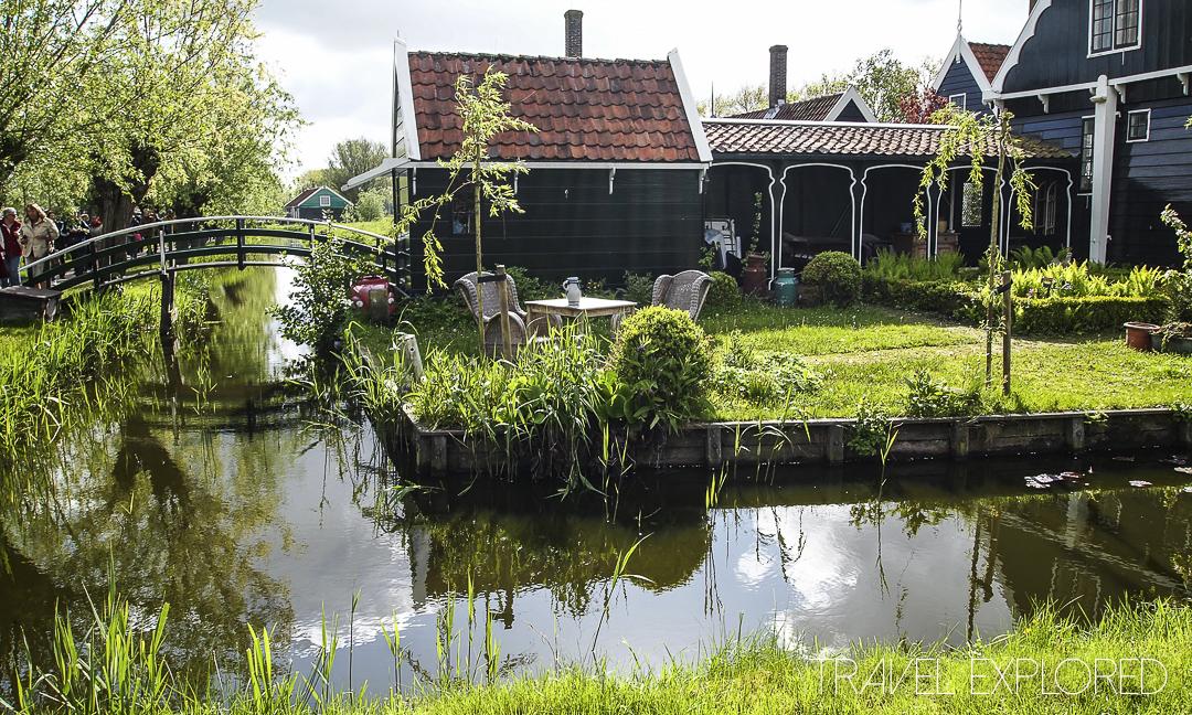 Amsterdam - Zaanse Schans Canal