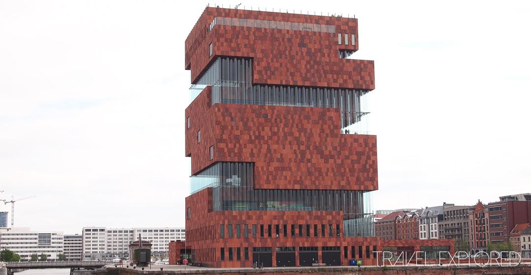 Antwerp - Modern Building