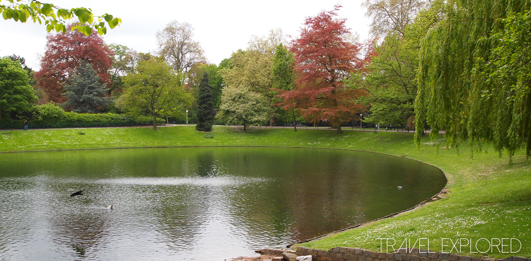 Antwerp - Stadspark