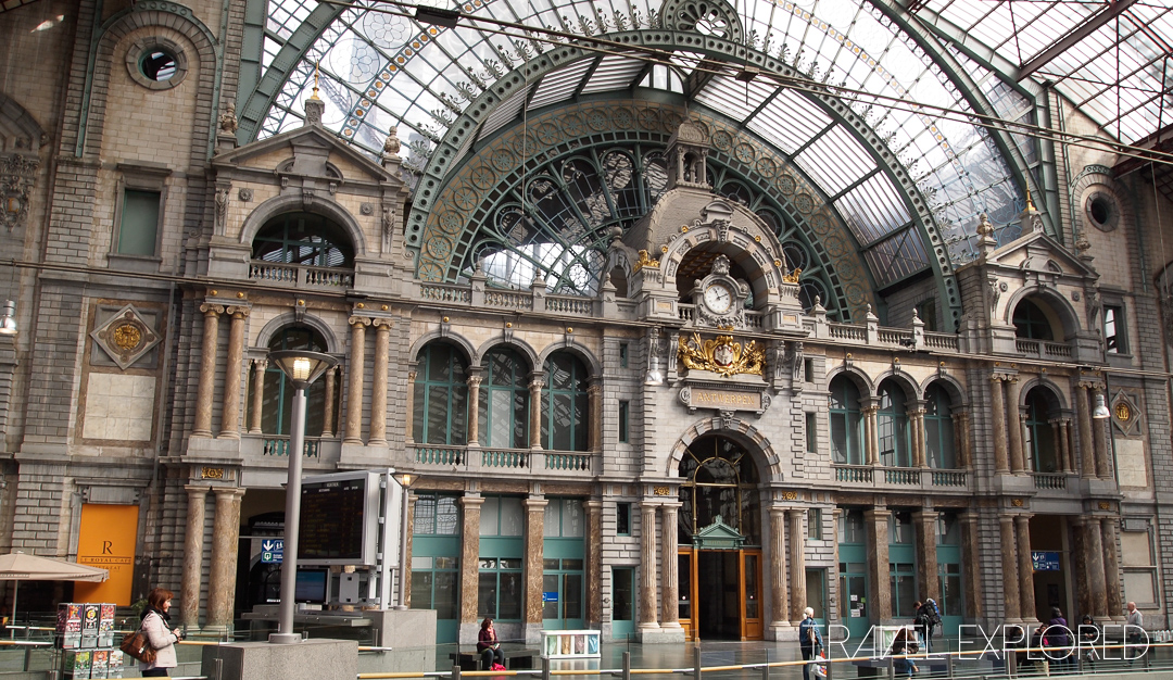 Antwerp - Train Station