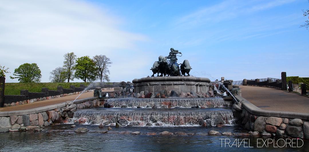 Copenhagen - Gefion Fountain