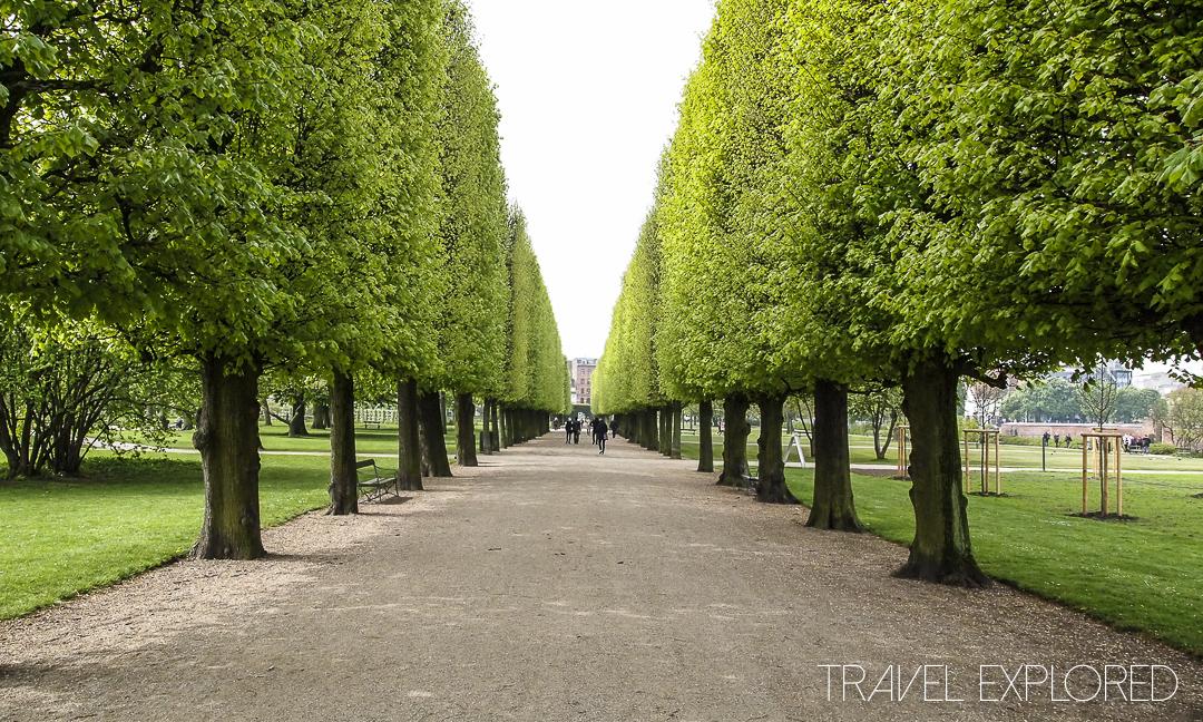 Copenhagen Kings Garden