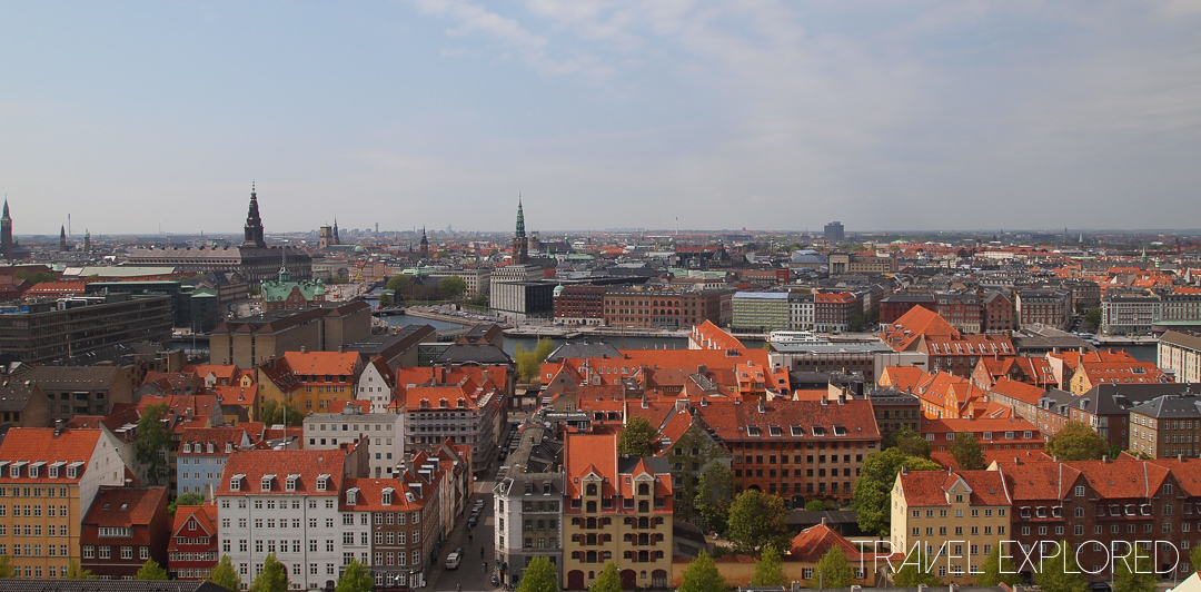 Copenhagen - View from Our Saviours Church