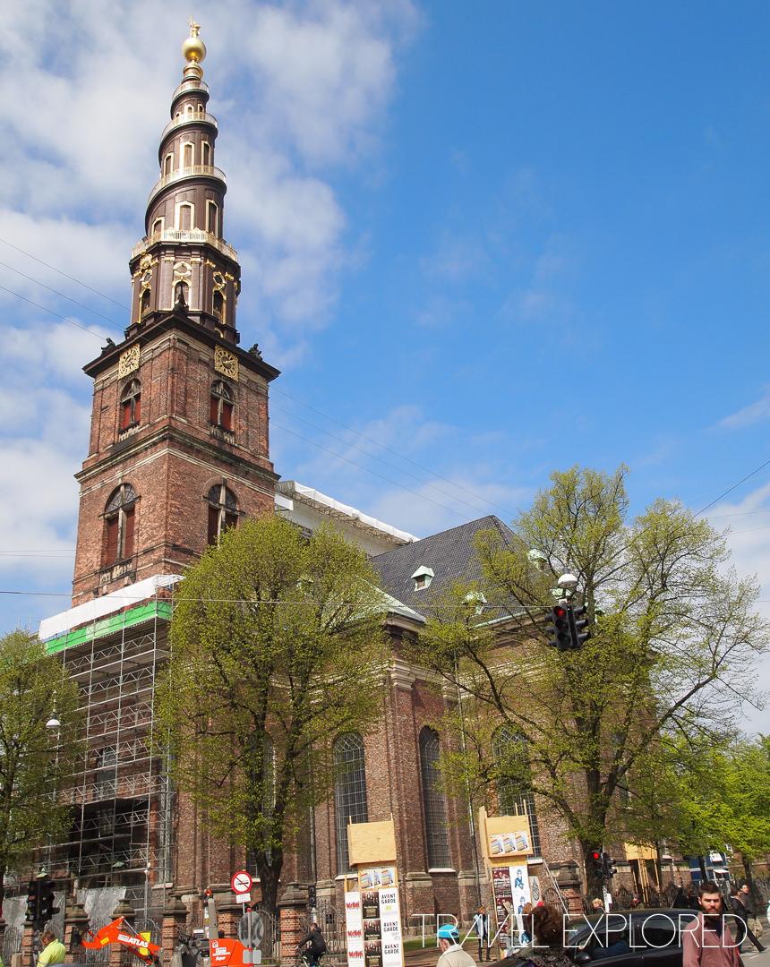 Copenhagen - Our Saviours Church