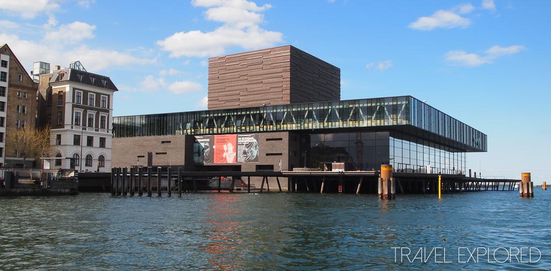 Copenhagen - Skuespiluset Royal Danish Playhouse