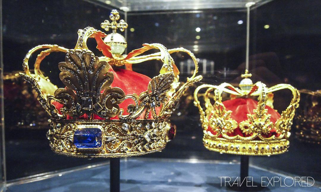 Copenhagen - Danish Crown Jewels