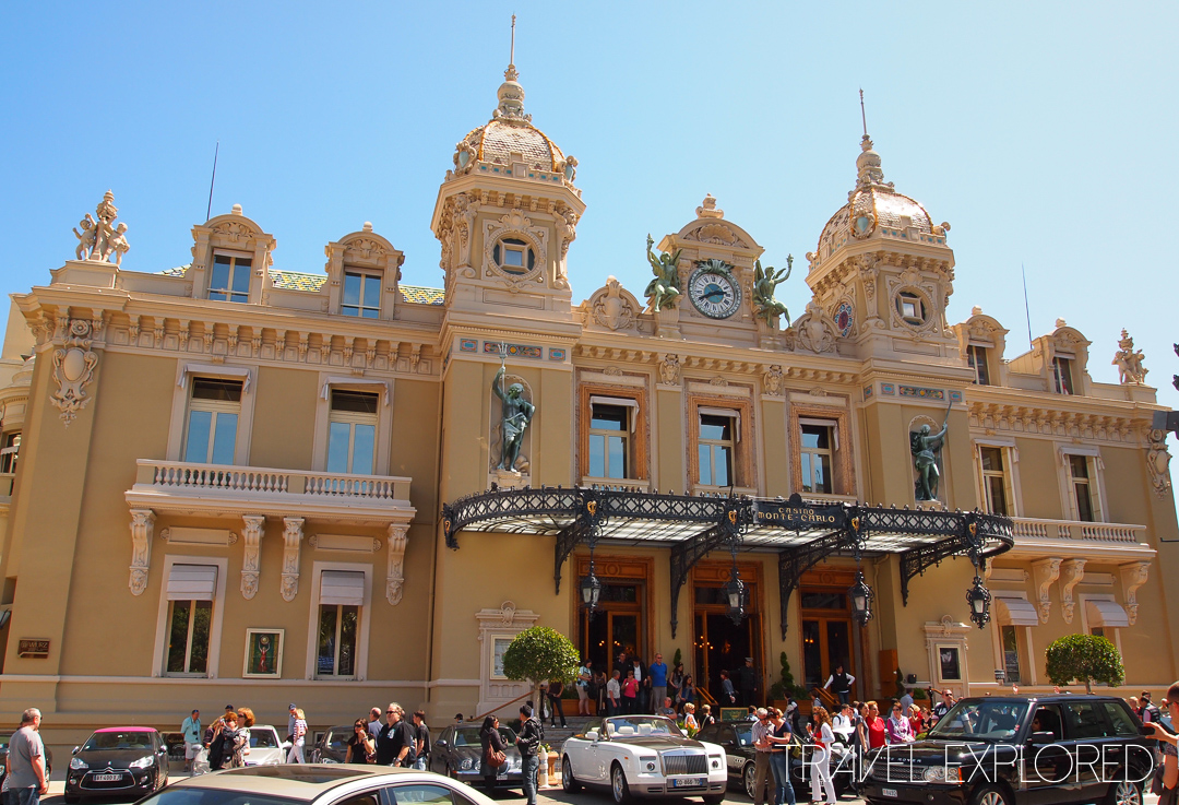 Monaco - Monaco Casino