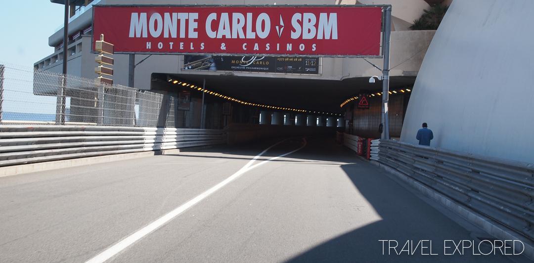 Monaco - F1 Grand Prix Circuit Monte Carlo