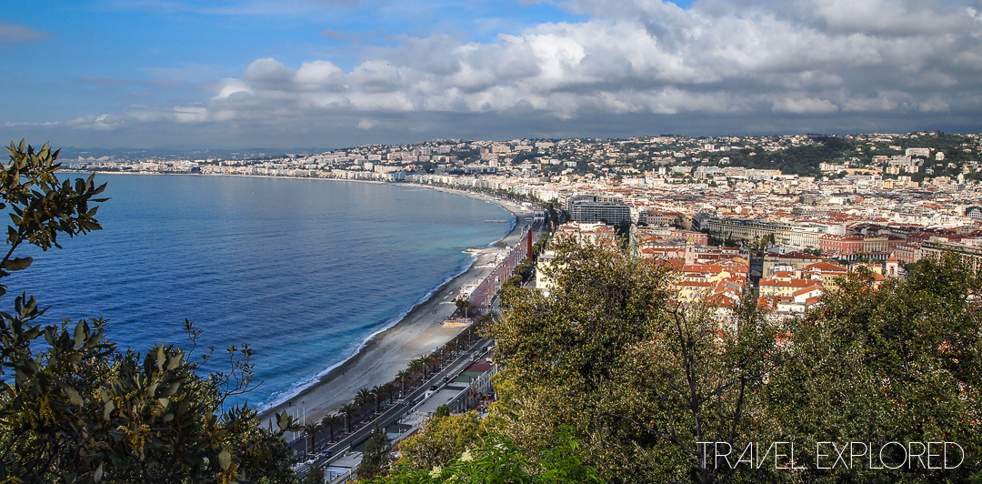 Nice - Panorama View of Nice