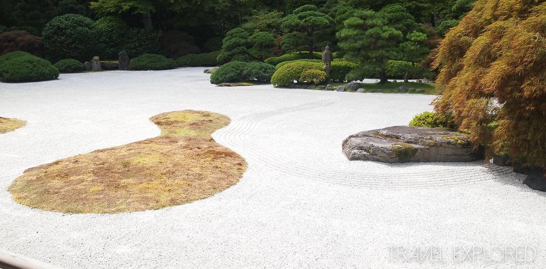 Portland - Japanese Garden
