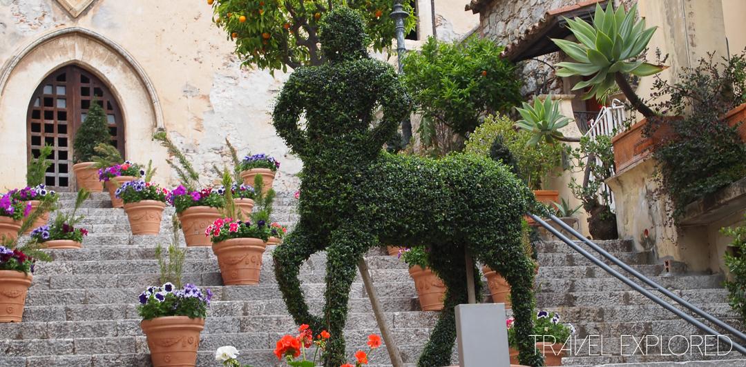 Catania - Taormina - Minotaur