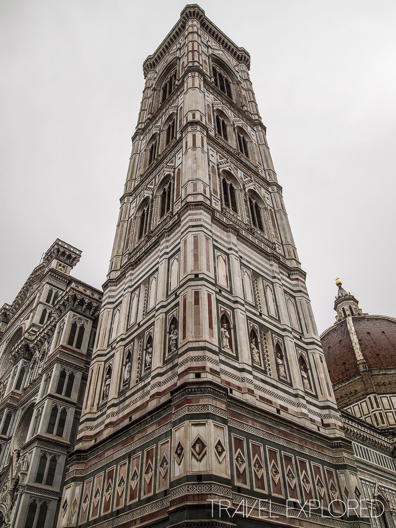 Florence - Cathedral Belltower
